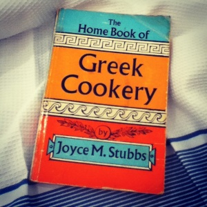 'The Home Book of Greek Cookery' by Joyce M. Stubbs
