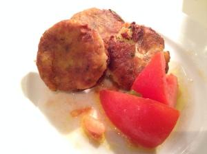 Patatokefetédes - Potato Fritters